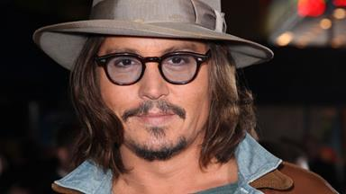 Johnny Depp's bizarre speech at the Hollywood Film Awards