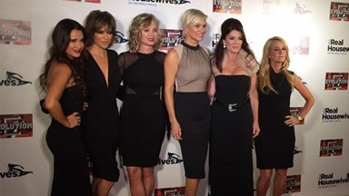 Lisa Rinna joins the Real Housewives