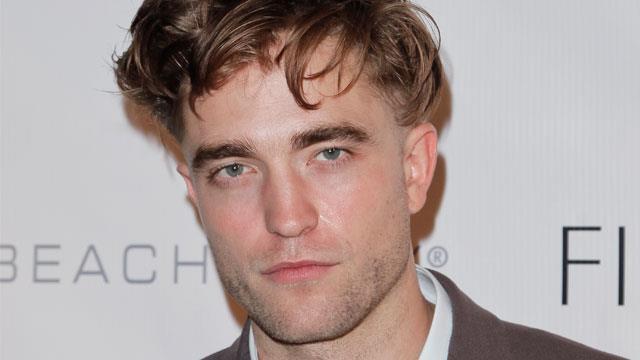 Robert Pattinson debuts strange new haircut