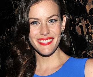 Liv Tyler shows off her baby bump