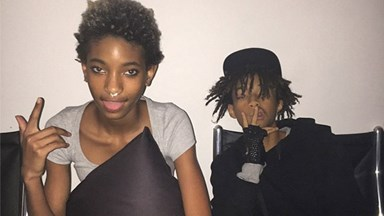 Jaden and Willow Smith's weird, weird interview