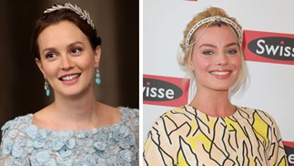 Celebrity trend: Glam hair accessories