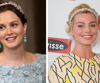 Celebrity trend: Glam hair accessories