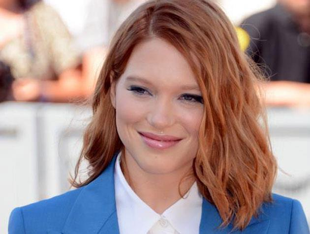 Léa Seydoux starred in the controversial film *Blue is the Warmest Colour*, and has just been announced as the new Bond girl in the next instalment of the popular franchise.