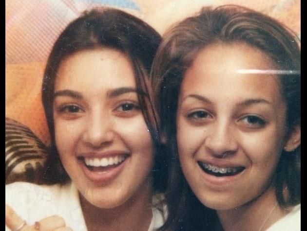 Before they were famous, Kim Kardashian and Nicole Richie seemed like any other normal teens!