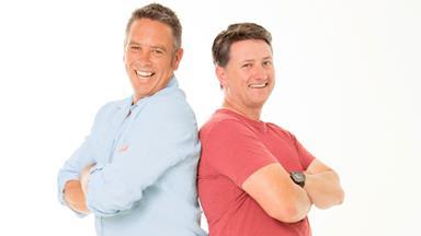 MKR dads' big reveal!