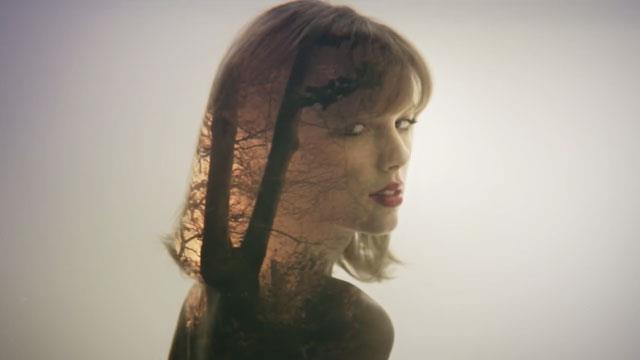Taylor Swift, music video