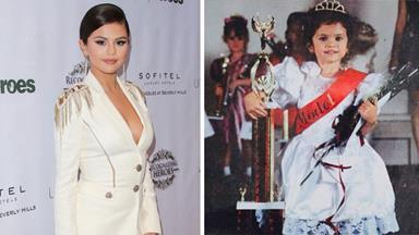 Selena Gomez posts adorable throwback photo