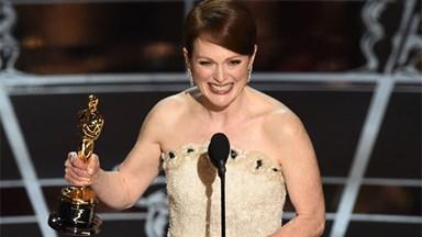 'Birdman', Julianne Moore, Eddie Redmayne win at this year's Oscars
