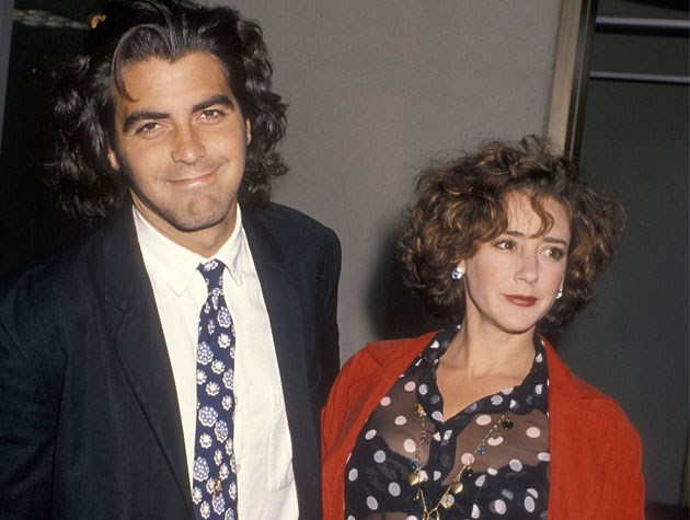 Before his fairytale marriage to Amal Alamuddin, George Clooney was married to actress Talia Balsam from 1989-1993.