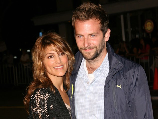 He's all loved up with supermodel Irina Shayk now, but from 2006-2007 Bradley Cooper was married to actress Jennifer Esposito.