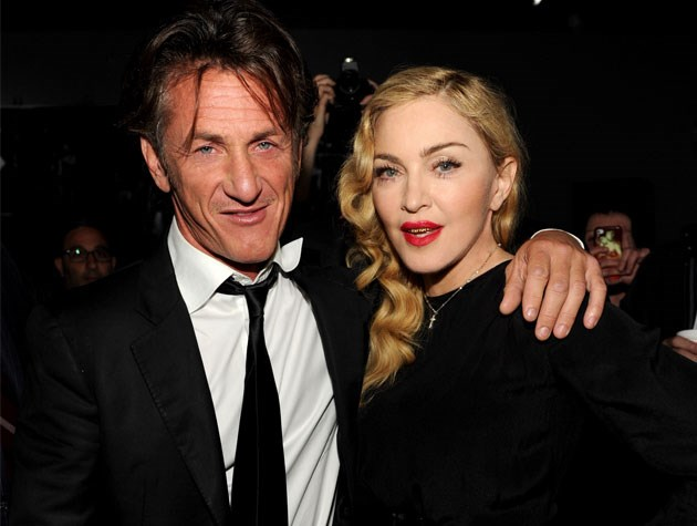 Sean Penn and Madonna's relationship was marred by controversy. They married in 1985, and in 1988 he was charged with felony domestic abuse. The two split the following year.