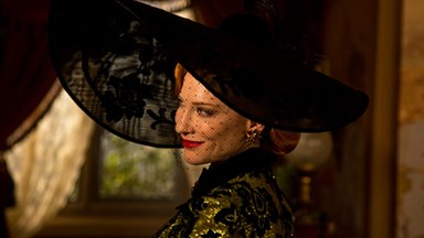Cate Blanchett talks fairytales, evil characters and Cinderella