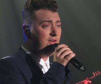 Sam Smith cancels concert