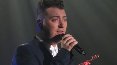 Sam Smith cancels concert after coming down with laryngitis