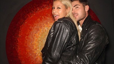 Sami Miro dishes on dating Zac Efron