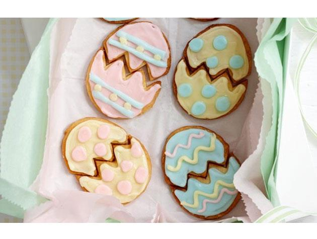"Try these adorable [Easter puzzle biscuits](http://www.womansday.co.nz/food/recipes/everyday-recipes/2012/3/easter-puzzle-biscuits/|target=""_blank"")."
