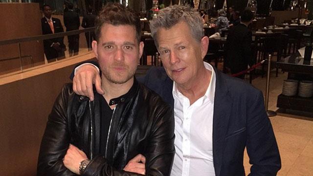 Michael Buble slammed for posting revealing Instagram pic