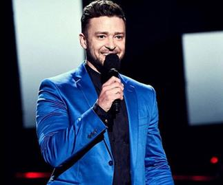 Justin Timberlake shares first photo of baby Silas