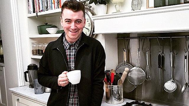 Sam Smith gushes over 'beautiful' NZ