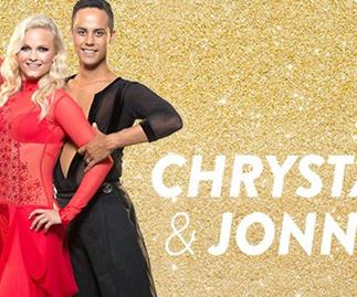 Chrystal Chenary, Jonny Williams