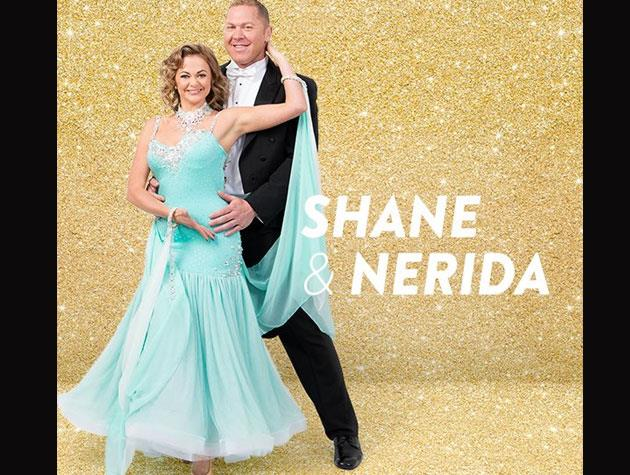 Shane 'Mountain Warrior' Cameron is putting his boxing gloves aside to hit the dancefloor with Nerida Cortese. His charity is the Child Cancer Foundation.