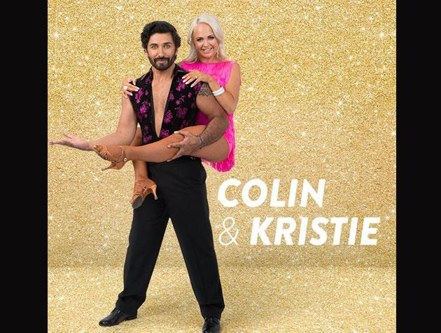 Model, TV host and *New Zealand's Next Top Model* judge Colin Mathura-Jeffree will be trying his luck on the dancefloor with partner Kristie Williams. His chosen charity is Alzheimers New Zealand.