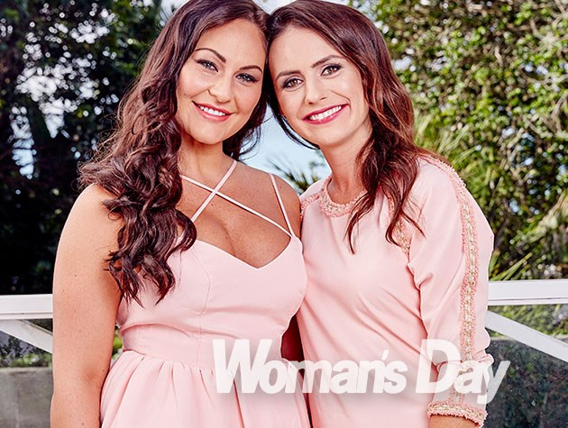 After they were both eliminated from the show, Bachelorettes Brigette Dickinson and Amanda Macdonald became closer than ever! The besties now live together with Amanda's three year old twins Daisy and Daniel.