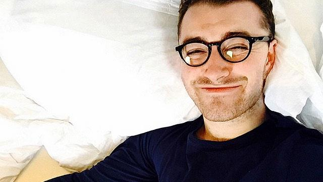 Sam Smith recovers from vocal cord surgery